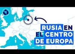 Enlace a Kaliningrado, la ciudad rusa separada del resto