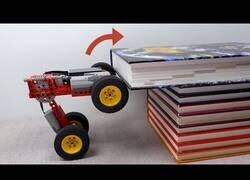 Enlace a Creando el todoterreno definitivo con piezas de Lego