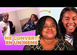 Enlace a La historia detrás del meme de 'Yo explicándole a mi mamá'