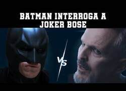 Enlace a (Parodia) BATMAN interroga a JOKER BOSÉ
