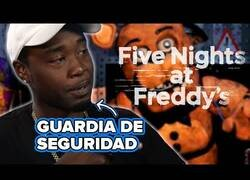 Enlace a Guardia de seguridad profesional juega al Five Nights at Freddy's