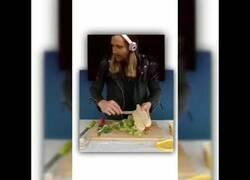 Enlace a Así se hace un bocadillo David Guetta