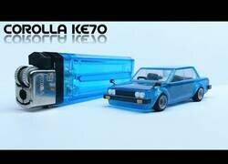Enlace a Creando un coche de juguete con un mechero