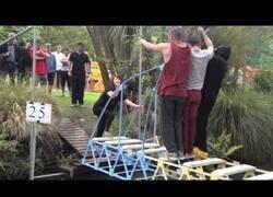 Enlace a La competición de fabricar puentes