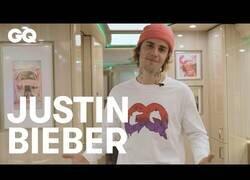 Enlace a Justin Bieber muestra su autobús de gira