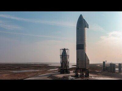 El Starship de SpaceX aterriza con éxito