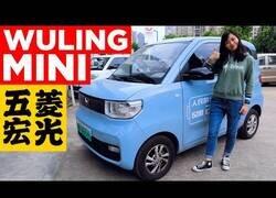 Enlace a Probando el coche eléctrico más vendido en China