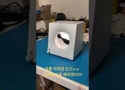 Enlace a El altavoz con ferrofluido que se mueve al ritmo de la música