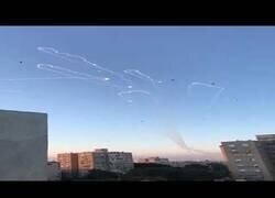 Enlace a Así se ve el sistema anti misiles desde el suelo