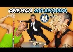 Enlace a Silvio Sabba, el hombre que consiguió más de 200 records