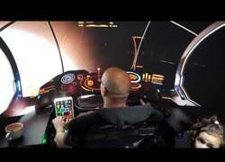 Enlace a El simulador con el que podrás viajar al Sol
