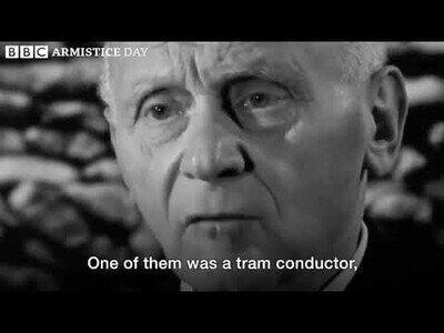 Veterano de la Guerra Mundial explica que sintió al quitarle la vida a otro hombre