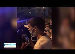 Enlace a Detenido un menor en Alfafar por agredir a un policía