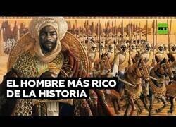 Enlace a La historia de Mansa Musa, la persona más rica de la historia