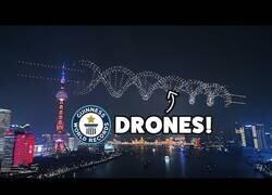 Enlace a El mayor espectáculo de drones jamás visto