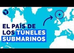 Enlace a Islas Feroe y sus múltiples túneles submarinos