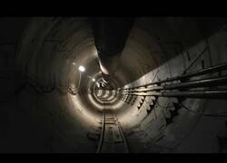 Enlace a Así viaja el sonido a través de un túnel