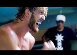 Enlace a Así se prepara Logan Paul para pelear contra Floyd Mayweather