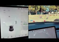 Enlace a El piloto automático de Tesla le detecta seres humanos cuando pasa cerca del cementerio