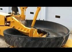 Enlace a Equipos de reciclaje de neumáticos de automóvil