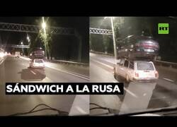 Enlace a ¿Alguna vez habías visto un sandwich de coches?