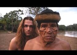 Enlace a Descubriendo a la tribu de los Shiwiar, indígenas guerreros del Amazonas