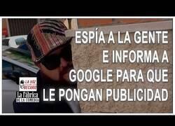 Enlace a El hombre que te espía y le dice a Google qué publicidad mostrarte