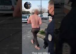 Enlace a Contundente inmovilización por parte de la policía francesa
