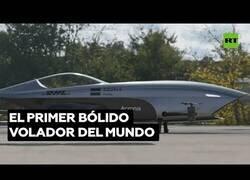 Enlace a Fabrican el primer coche de carreras volador del mundo