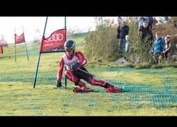 Enlace a Esquí sobre hierba, el deporte del futuro