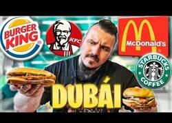 Enlace a ¿Cómo es la comida rápida en Dubái?