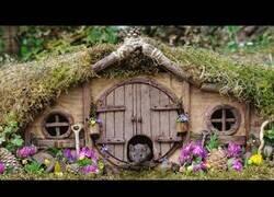 Enlace a El ratón que vive en una villa para él solo