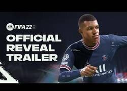 Enlace a El primer trailer oficial de FIFA 22