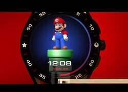 Enlace a El nuevo Smart Watch de Super Mario