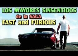 Enlace a Los mayores sinsentidos de la saga Fast & Furious