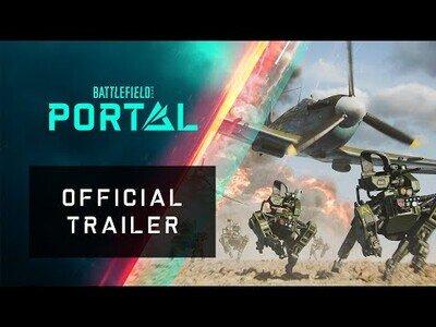 El trailer oficial de Battlefield 2042