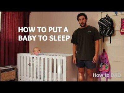 Cómo hacer dormir a un bebé