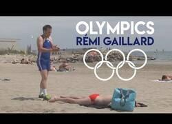 Enlace a Los Juegos Olímpicos de Remi Gaillard
