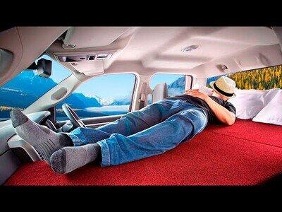 Cómo camperizar tu coche con bajo presupuesto