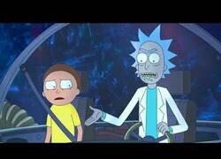 Enlace a El cameo de Rick & Morty en Space Jam