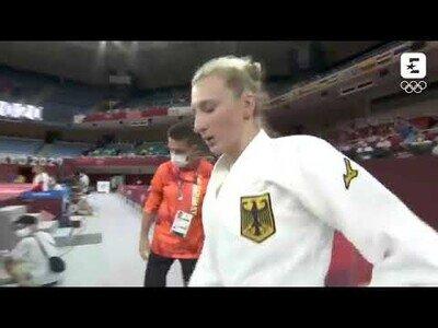 La curiosa preparación de este entrenador alemán a su judoka para los JJOO