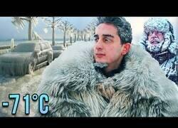 Enlace a Visitando la ciudad más fría del mundo