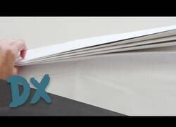 Enlace a ¿Cuántas veces se puede doblar una hoja de papel?