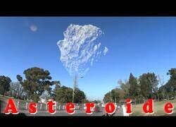Enlace a Asteroides en órbitas de choque con la Tierra - Cómo se verían