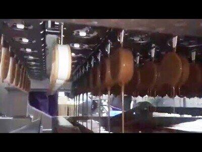 Así se producen los helados en fábricas