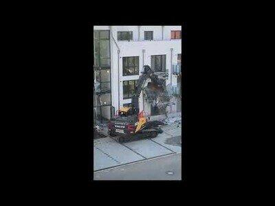 Un albañil se carga por impagos un edificio en el que él mismo había trabajado