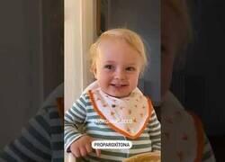 Enlace a El bebé que pronuncia palabras complicadas