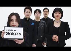 Enlace a Imitando las melodías de los diferentes Samsung Galaxy