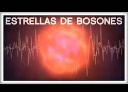 Enlace a ¿Qué son las estrellas de bosones?