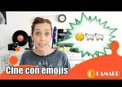 Enlace a Películas contadas con emojis